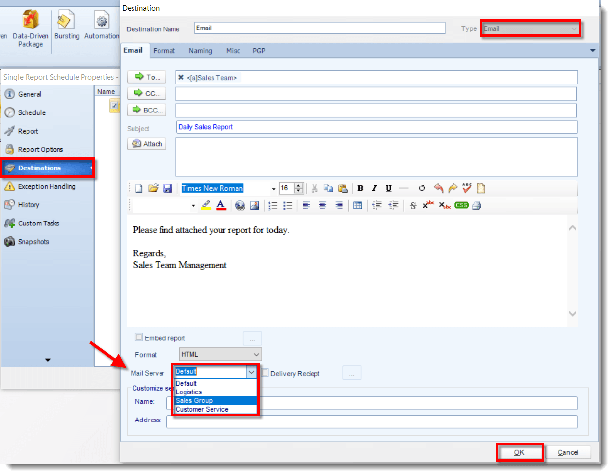 Crystal Reports Export To Excel Multiple Worksheets