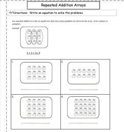 Multiplication Arrays Printable Worksheets   Printable Worksheets and  Activities for Teachers [ 1650 x 1275 Pixel ]