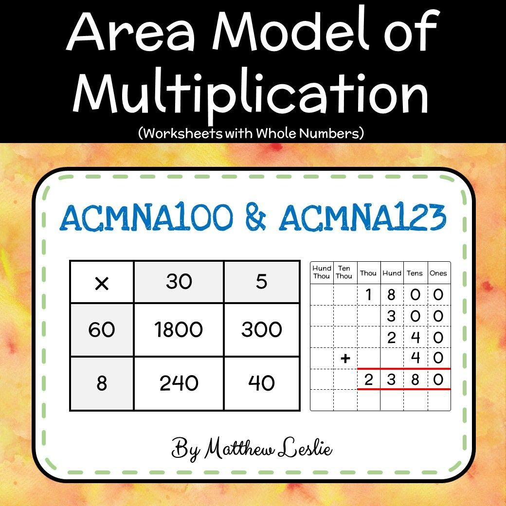 hight resolution of Decimal Multiplication Area Model Worksheet   Printable Worksheets and  Activities for Teachers