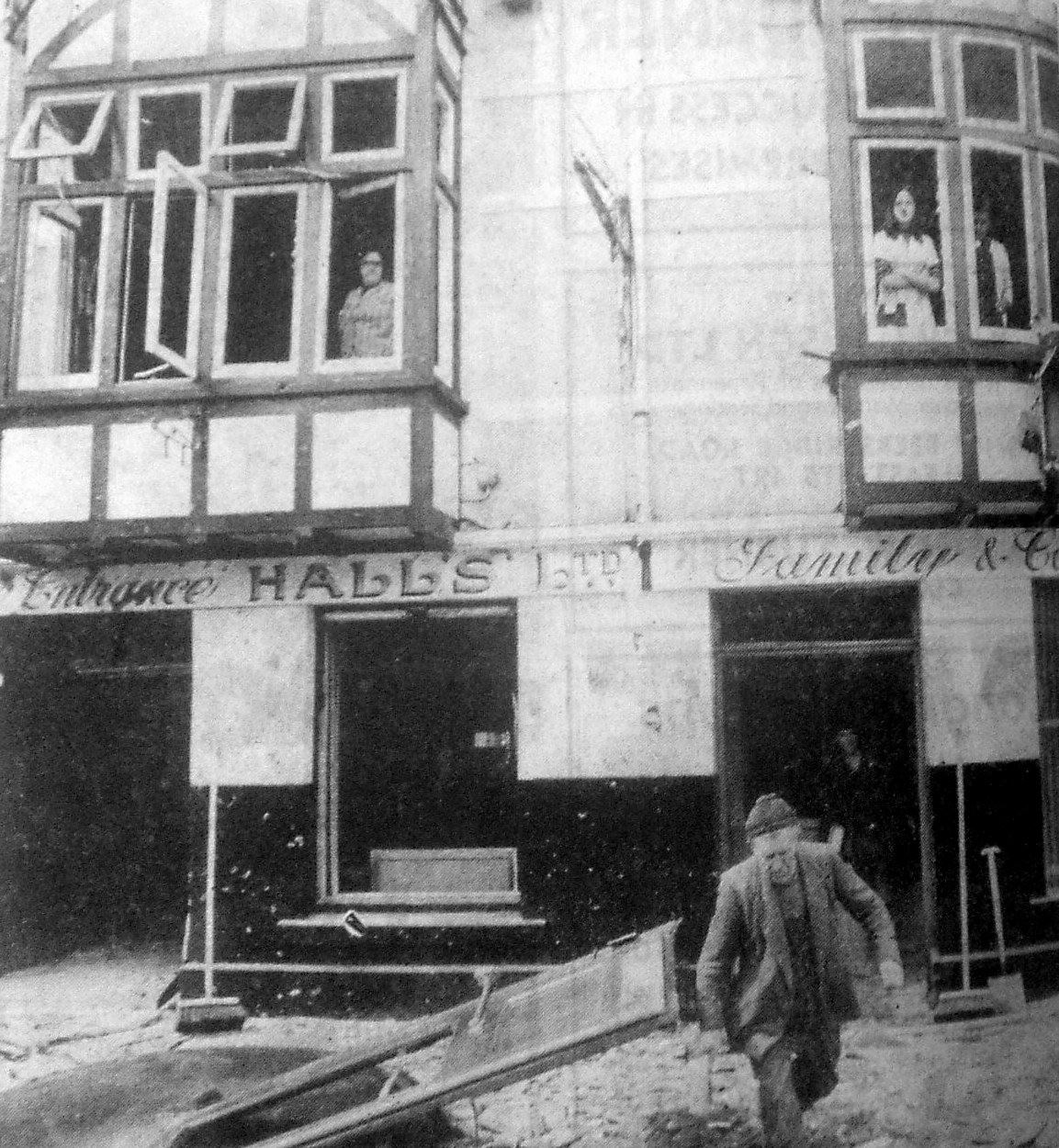 Exploded Outside Halls Hotel Or Another Time When My Brother, As A New  Journalist, Had To Interview The Grandmother Of Three Little Boys Murdered,