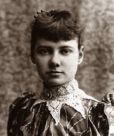 Nellie Bly, 1890