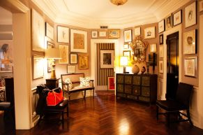 Andy & Kate Spade's home