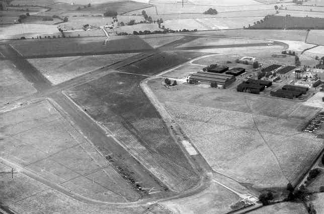 A Second World War Airfield at Church Lawford
