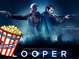 The Popcorn Paradoxes Logo for Looper