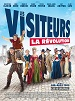 Cover of The Visitors: Bastille Day