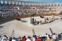 Food, Entertainment and Religion - Time travel Rome