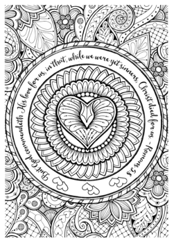 psst the last two coloring pages are ones that i created if you would like more like these get access to my entire library of free printables here - Small Coloring Books