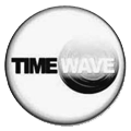 TimeWave logo - circle