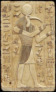 Thoth - Keeper of the Lions Gate