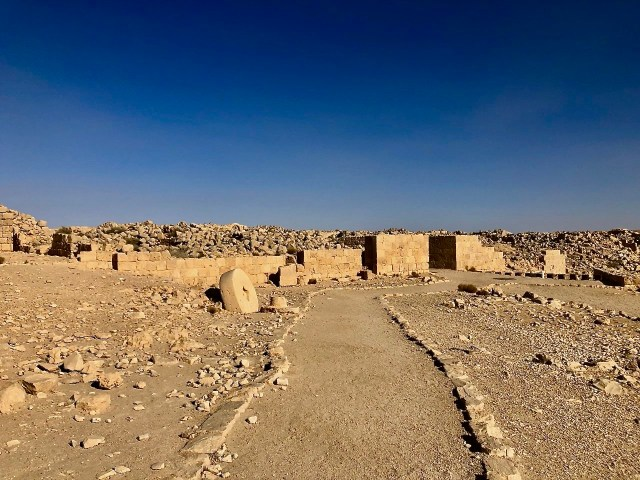 The path to Avdat