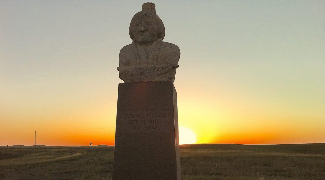 Tatanka Yotanka Sitting Bull Memorial