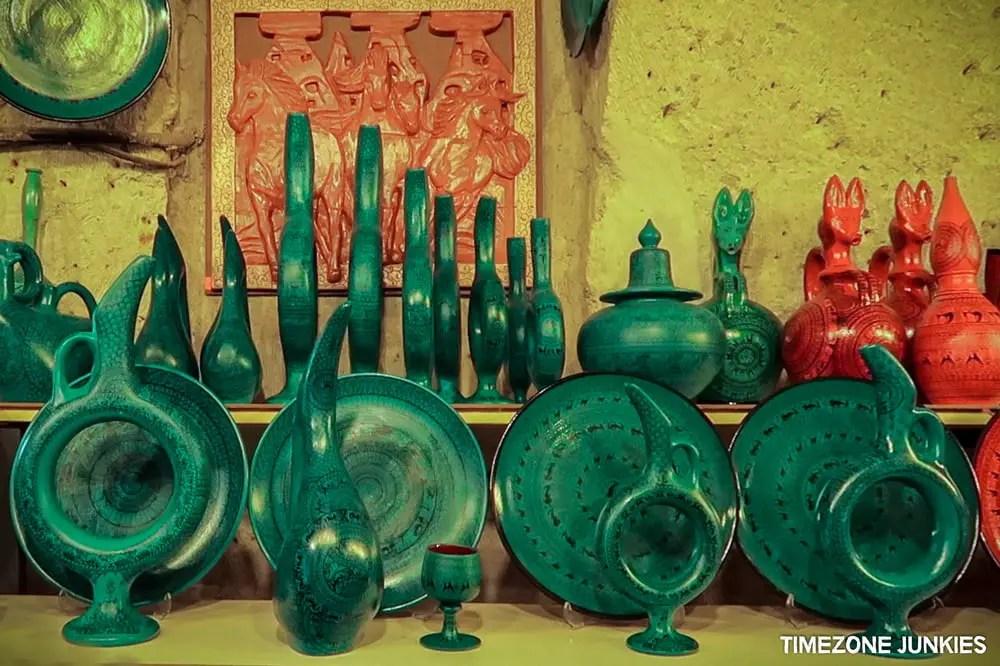 Avanos pottery tour