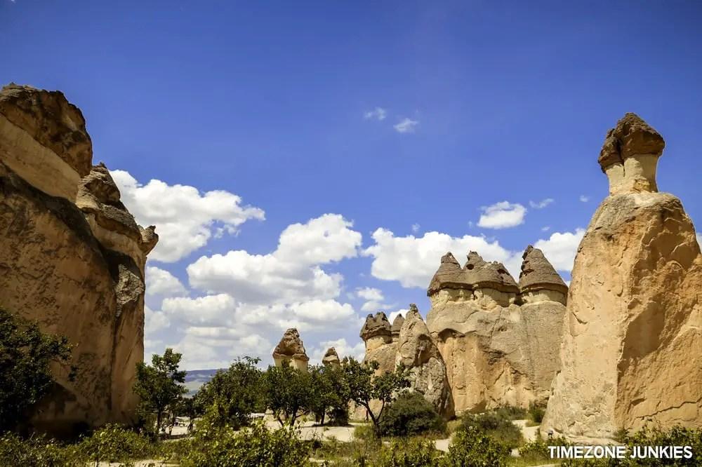cappadocia turkey to istanbul