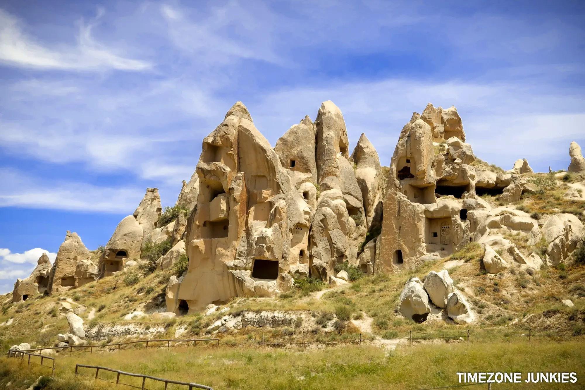 best time to visit cappadocia hot air balloon