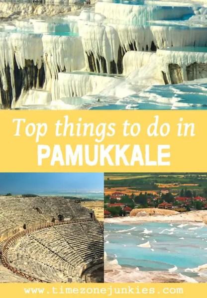 Visit Pamukkale