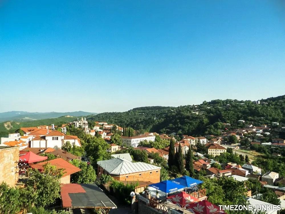 georgia tourist attractions