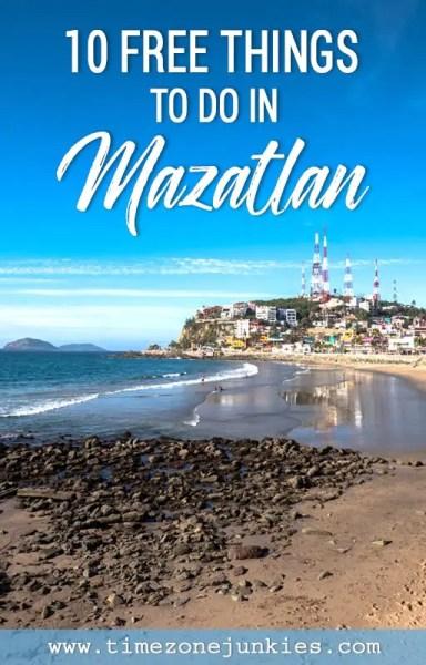 10 things to do in mazatlan for free