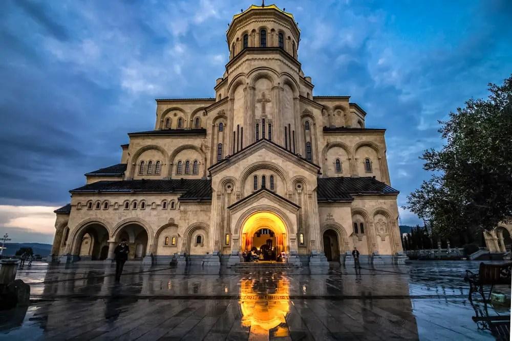 tbilisi tourist attractions