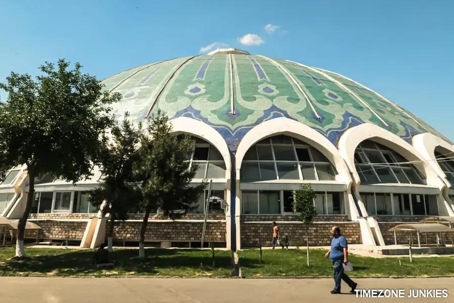 historical places in uzbekistan