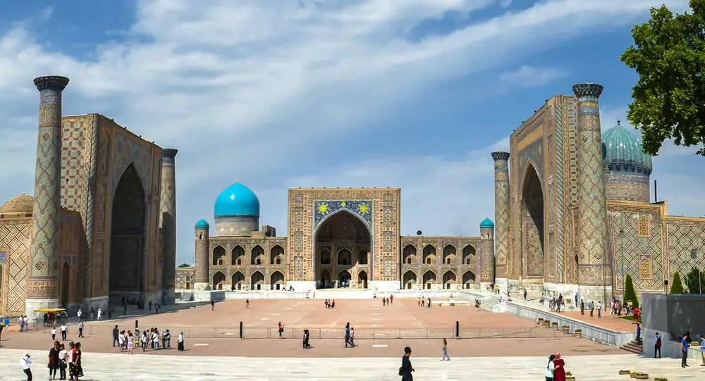best time to travel to uzbekistan
