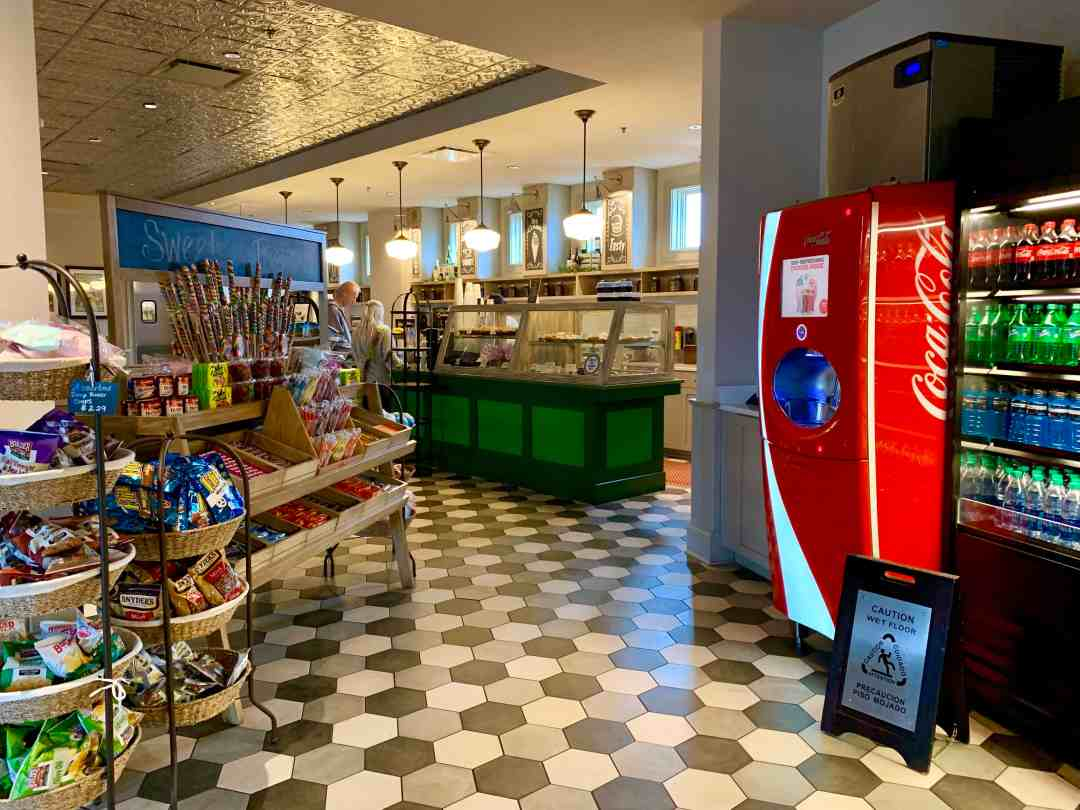 Dollywood's DreamMore Resort Pantry