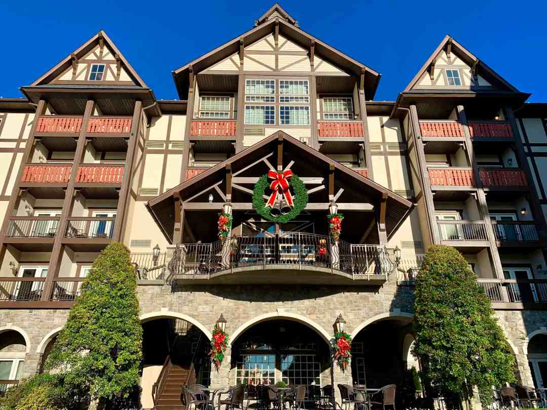 The Inn at Christmas place Pigeon Forge