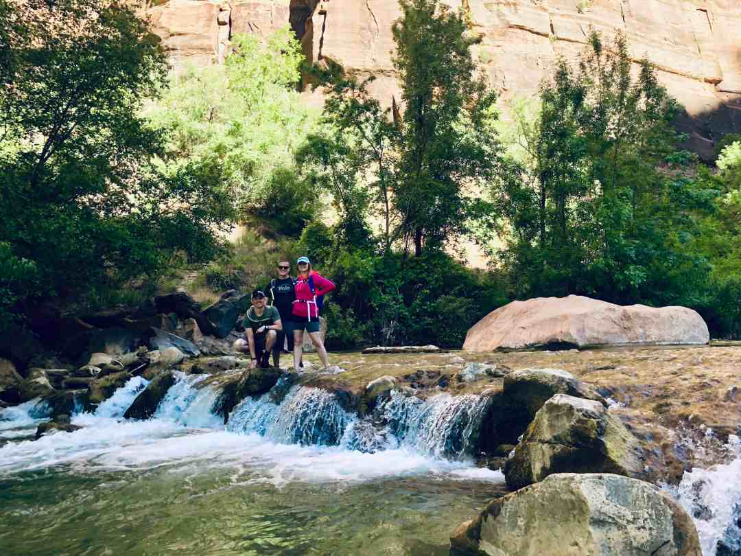 The Narrows Zion National Park Itinerary