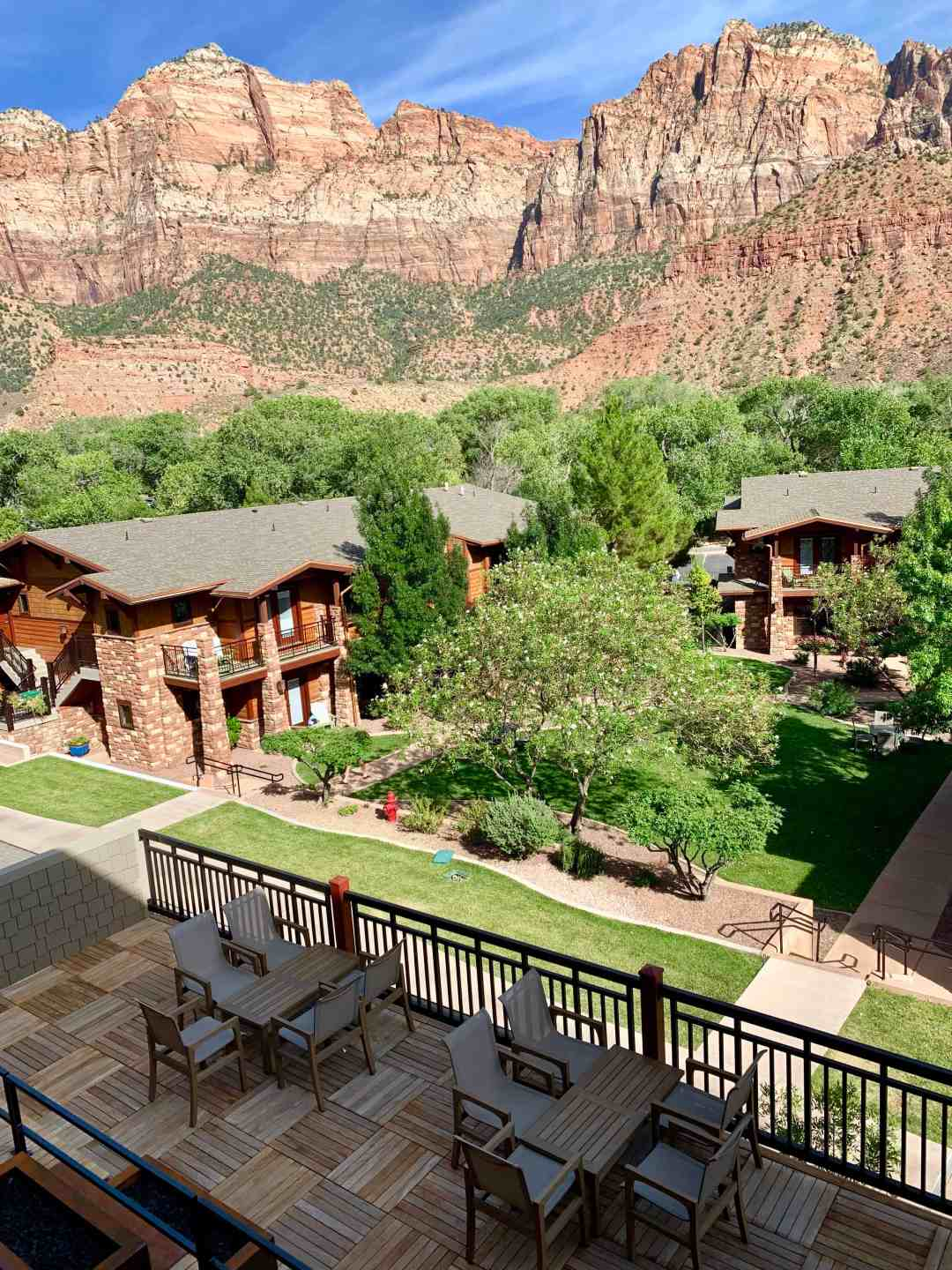 Cable Mountain Lodge Zion National Park