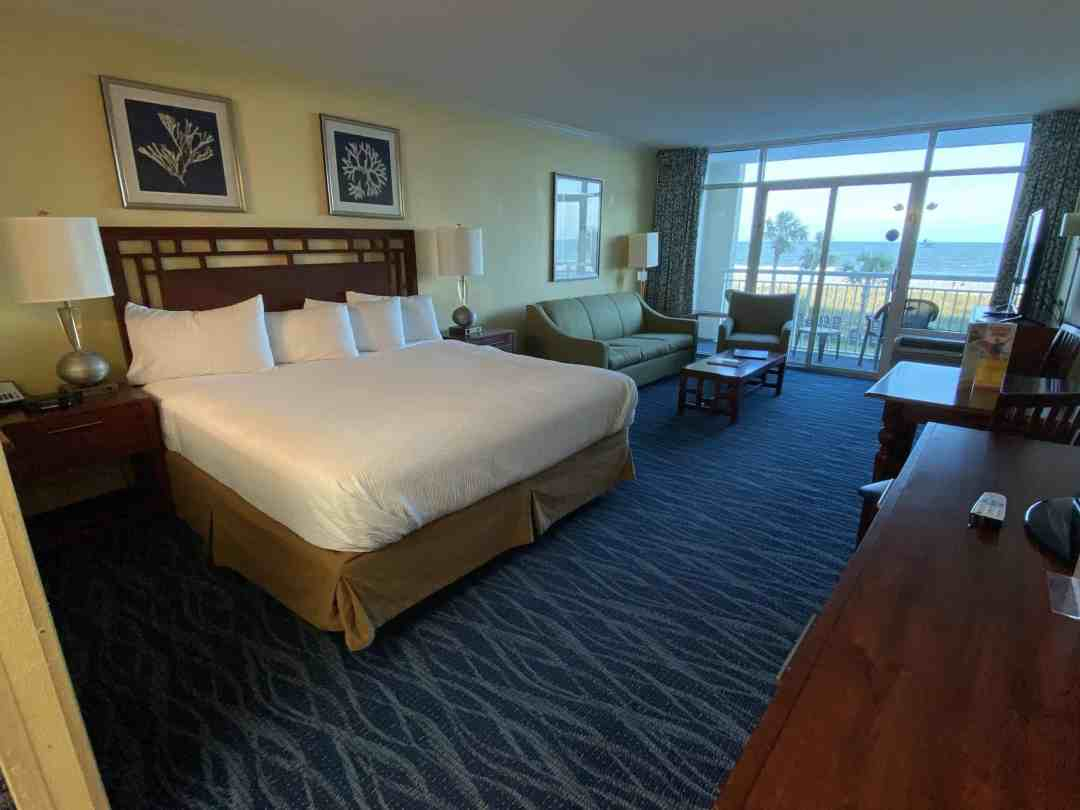 Myrtle Beach rooms - Dunes Village