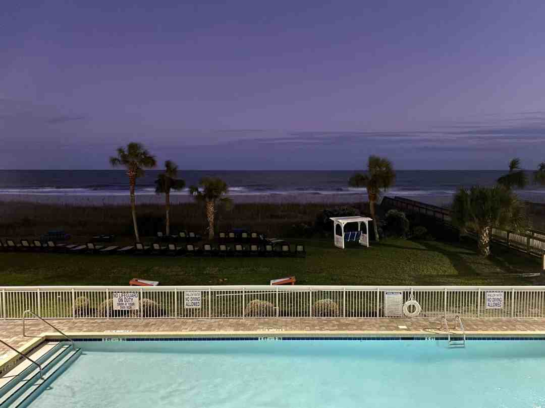 Myrtle Beach rentals ocean views
