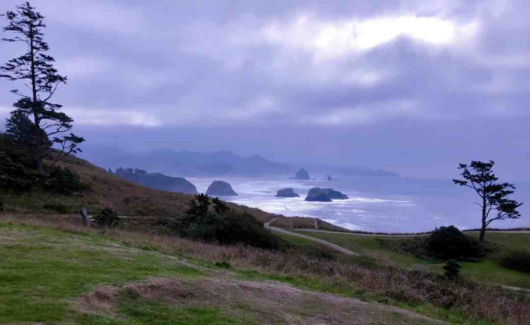 Day trip from Portland - Ecola State Park