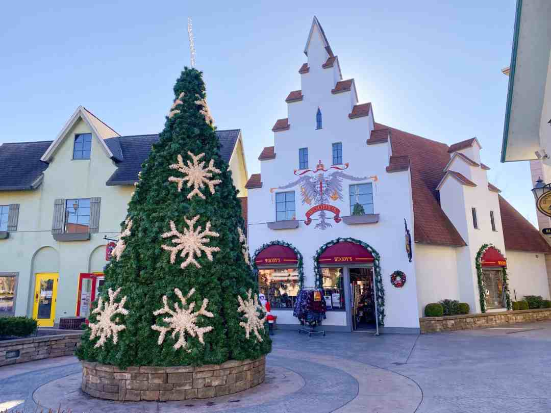 River Place Shops in Frankenmuth