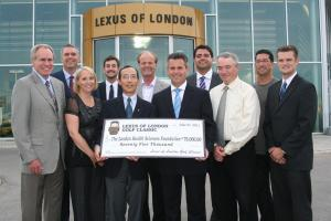 Lexus of London Golf Classic LHSC