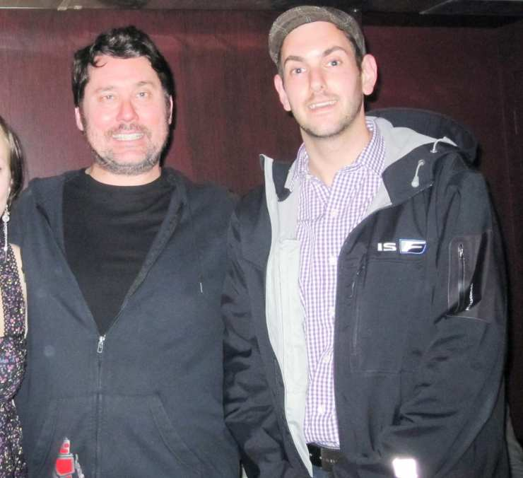 Doug Benson and Tim Felsky
