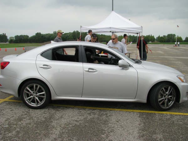 2008 Lexus IS 250 WOSCA