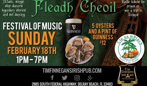 Fleadh Choil Irish Culture Festival