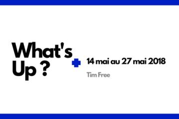 Whatsup Tim Free 14 27 mai SAP