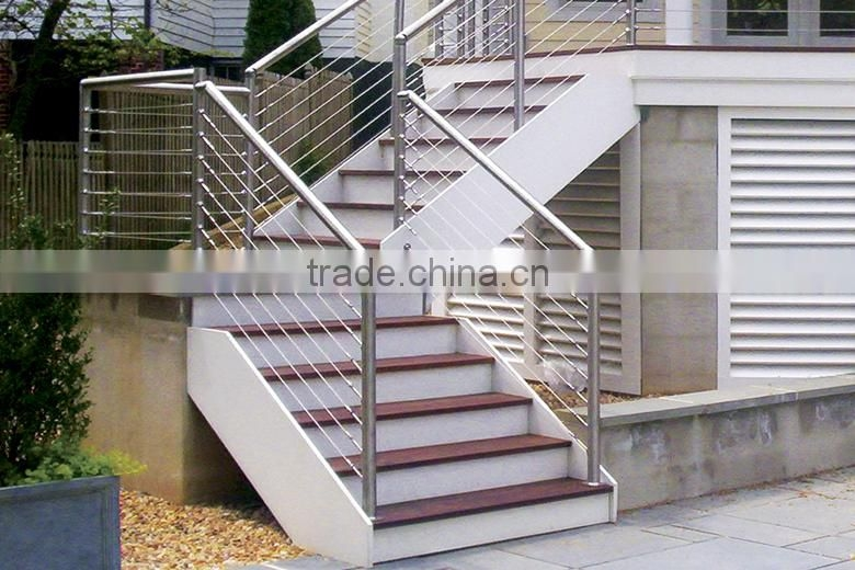 Stainless Steel Exterior Handrail Lowes Balustrades Of Railings | Lowes Exterior Stair Railing | Railing Systems | Stair Parts | Stair Treads | Lowes Com | Wrought Iron
