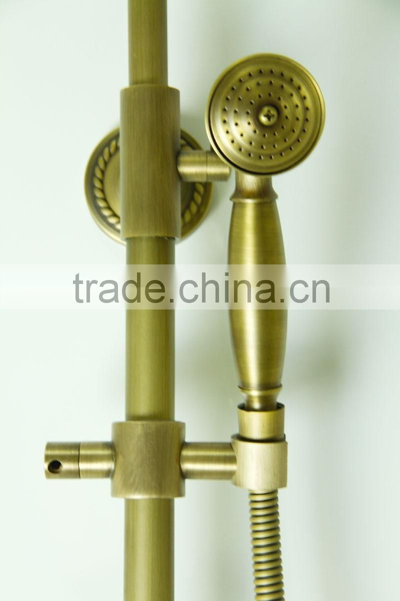 Classic Style Antique Brass Best Price Wall Mounted Bathroom