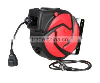 Hot sale retractable electric cable reel with 14+1m ...