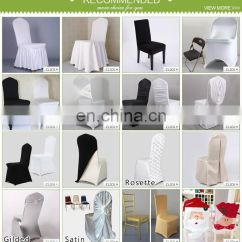 Cream Chair Covers For Weddings Dining Room Table Accent Chairs L C Spandex Lycra Cover Wedding Banquet Reception Party Event Arched Front Christmas Gift Ideas