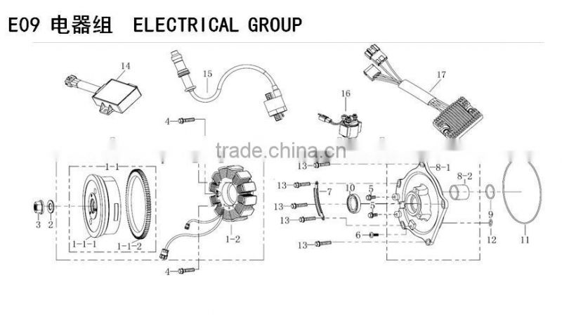 Kazuma Jaguar 500 Parts Diagram. Jaguar. Wiring Diagrams