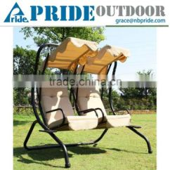 Two Seat Lawn Chairs Arm Dining Double Modern Metal Garden Outdoor Hanging Patio Balcony Hammock Swing Chair Of From China Suppliers 104047957