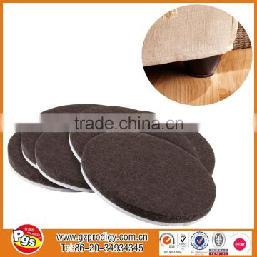 chair felt pads spinning top south africa furniture protector pad for chairs anti vibration