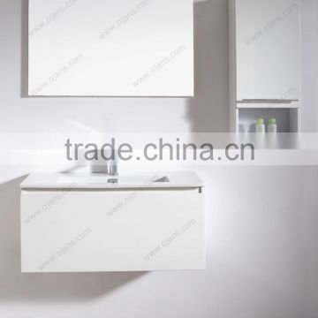 900mm Hanging Bathroom Vanity Cabinet With White Lacquered Finished Of Bathroom Vanity From China Suppliers 115069947