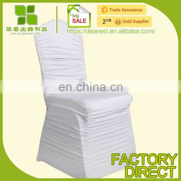 chair covers direct from china lane big and tall office hot sale spandex ruffled shirred cover wedding of others suppliers 158695588