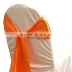 Chair Covers And Sashes For Sale Adec Dental Orange Fancy Vogue Satin Sash Tie Back Bow Knot Wedding Cheap Of Cover From China Suppliers