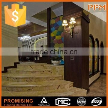Custom Make In China For Hotel Project Marble Folding Stairs   Folding Stairs With Handrails   Elderly   Hydraulic   Hand Rail   Aluminum   Interior