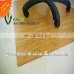 Bamboo Chair Mat Folding Floor Nz High Quality Office Of Mats Yutong