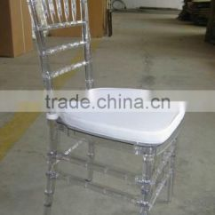 Tiffany Wedding Chairs Off White Dining Chair Covers Used Crystal Clear Resin Chiavari For Sale Of From China Suppliers 143823452